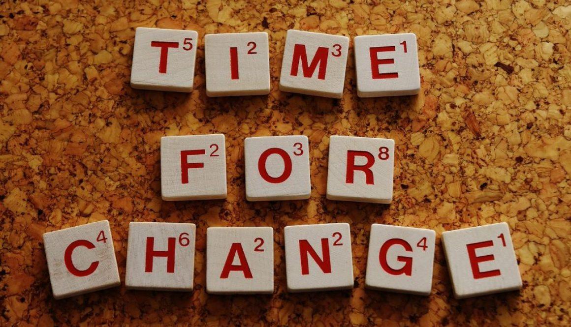 frica de schimbare- psholog Aida Ivan